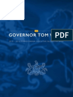2015 proposed Pennsylvania budget