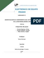Informe 1 de Electronica