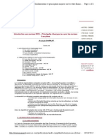 Impact des IFRS sur les états financiers