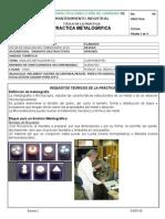 Practica Metalografica