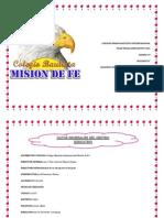 Plan Social Educativo de Quinto 2015