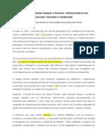 Matéria - Movéis planejados.doc
