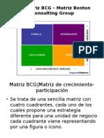 Matriz BCG Matriz Boston Consulting Group