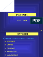 DISTROFII minerale