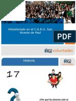 Voluntades Nietos Por Amor SBLM - Día Del Adulto Mayor 25 de Agosto 2014(1)
