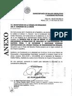 Ley de MASC Publicada en Gaceta