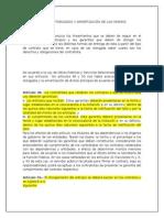 De Los Anticipos Otorgados y Amortización de Los Mismos (1) (1)