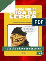41977458 Colecao Fabulas Biblicas Volume 45 Medicina Biblica Cura Da Lepra