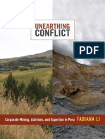 Unearthing Conflict by Fabiana Li