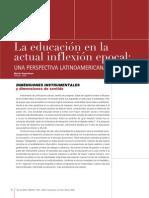 Educ Act Inflexion Epocal