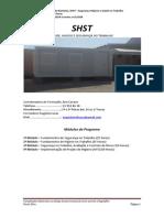 Manual SHST - Higiene e Segurança no Trabalho