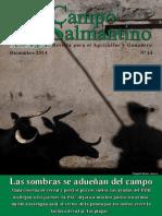 Campo Salmantino Diciembre 2014