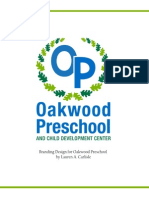 Oakwood Preschool Branding Guidelines Web