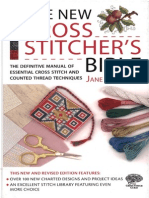 New Cross Stitchers Bible by Jane Greenoff 2007
