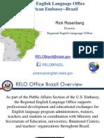 Rick Rosenberg - Techniques for Activation ESL/EFL