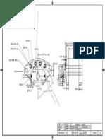 Brake Caliper Blueprint