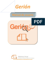 Manual Gerion