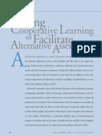 Ghazi Ghaith - Cooperative Learning for Alternative Assessment