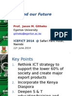 ICT and Our Future