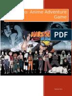 Naruto Action Adventure Game