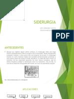 SIDERURGIA LEIDY HERNANDEZ