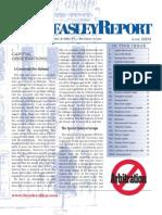 The Jere Beasley Report Jun. 2003