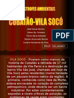 Acidente Vila Socó