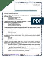 Os Maias - Quest.verificação Leitura2 (Blog11 11-12)