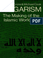 Hagarism; The Making of the Islamic World-Crone, Cook