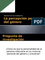 Presentación investigación