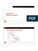 An Innovation Process Applied - New Product Development