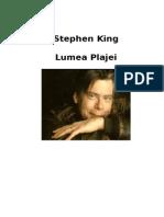 Stephen King - Lumea Plajei
