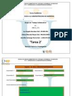 Tarea_2_ Introduccion a La Administracion
