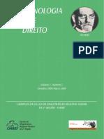 Fenomenologia Volume 1 Número 2