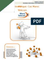 cas IAM Maroc télécom