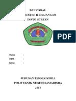 Cover Semester 2 D3