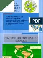 Comercio Internacional de Servicios y Electronico