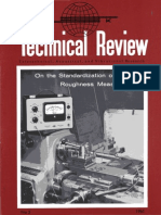 Technical Review 1961-3 ( RUGOSIDAD)