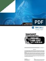 Manual de Usuario Avenger 220