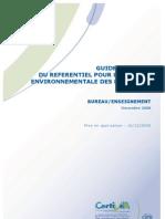 Guide Pratique BureauEnseignement Decembre 2008