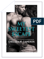 02 My Sweetest Escape - Chelsea M-1. Cameron
