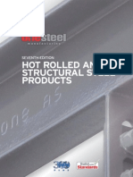 Seventh Edition Hot Rolled and Structural Steel Products
