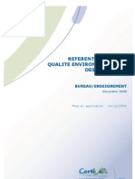 Referentiel QEB BureauEnseignement Decembre 2008
