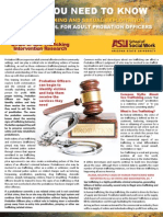ASU STIR Adult Probation Brochure