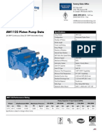American Manufacturing Aw1122bcd Parts Book