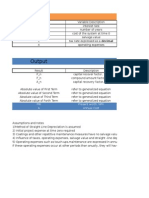 Genralized Corrosion Cost Analysis