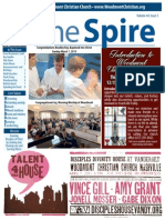 The Spire March 1st 2015