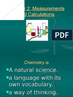 Chemistry Ch 2 Notes