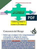 Conciencia Del Riesgo