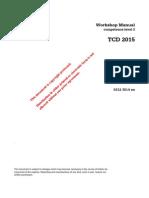 DEUTZ TCD WH 2015 03123514